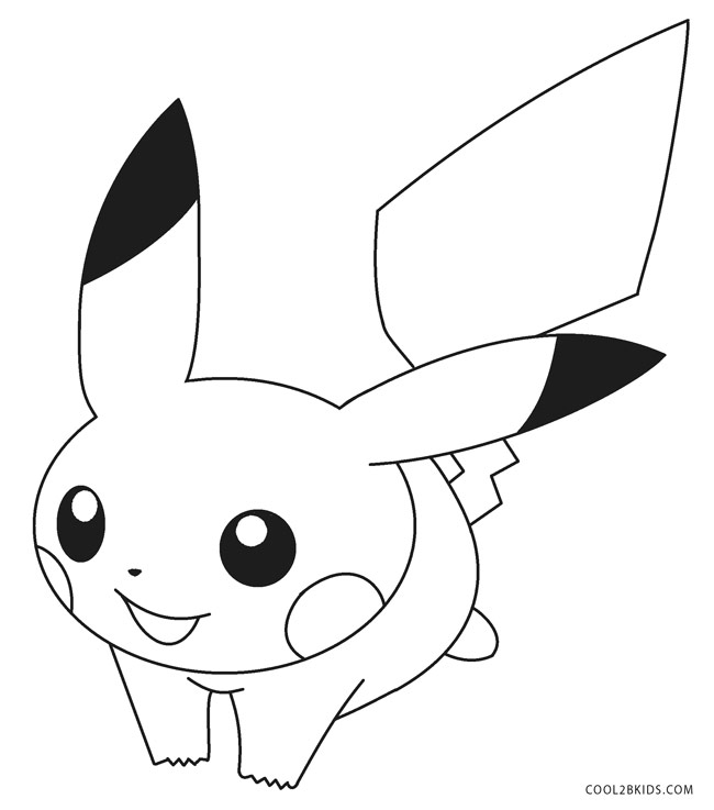 picachu coloring pages printable pikachu coloring pages for kids cool2bkids pages picachu coloring