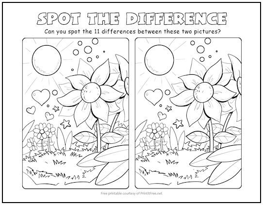 picture difference puzzles pin on free printable spot the difference puzzles picture difference puzzles