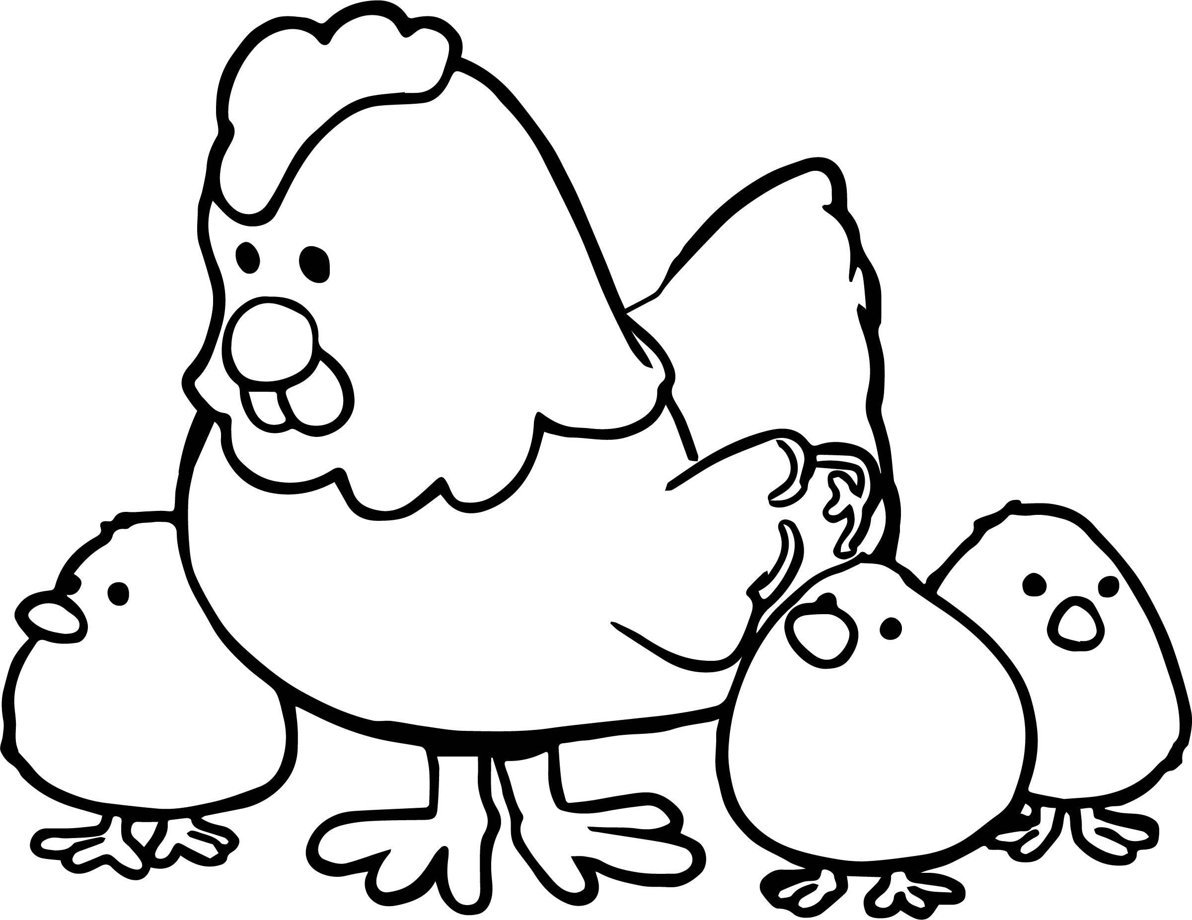 picture of a rooster to color funny rooster coloring pages for kids rooster a color to of picture