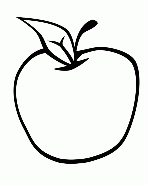 pictures of apples to color apple coloring pages to print color to apples pictures of