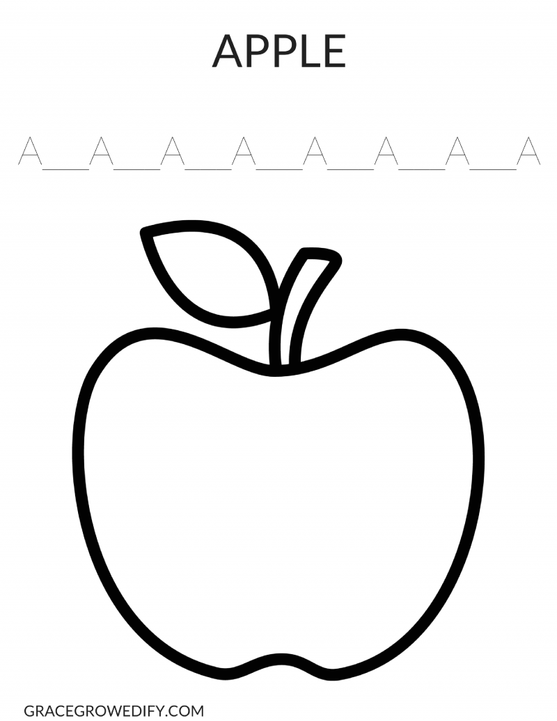 pictures of apples to color coloring page of apple coloring home pictures apples color of to