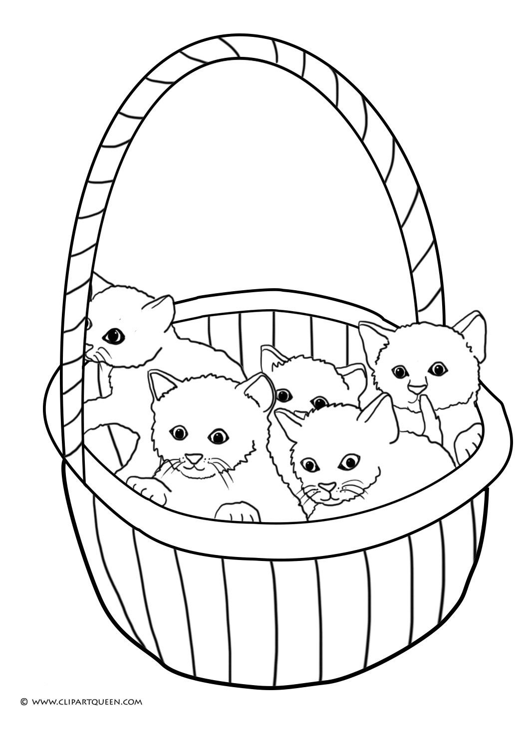 pictures of cats and kittens to color color in these cuddly cats worksheets printables pictures kittens cats and to color of