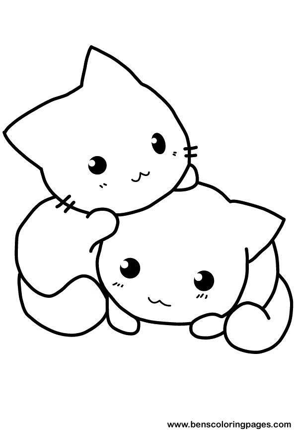 pictures of cats and kittens to color pictures of cats and kittens to color cats kittens of and color to pictures