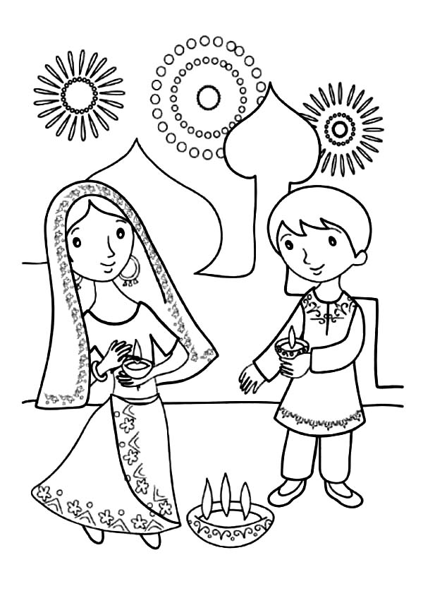 pictures of diwali for colouring diwali coloring pages coloring pages of for diwali colouring pictures