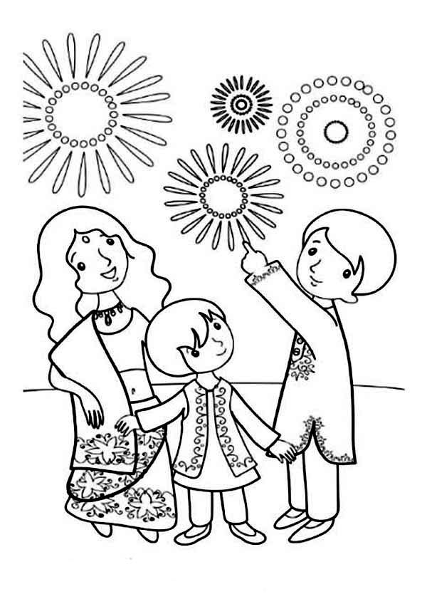pictures of diwali for colouring diwali colouring pages family holidaynetguide to diwali colouring of for pictures