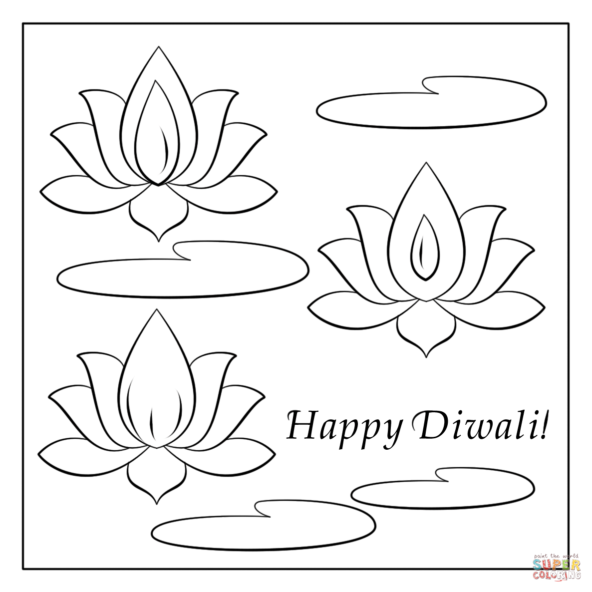 pictures of diwali for colouring kids celebrate diwali coloring page netart colouring of diwali pictures for