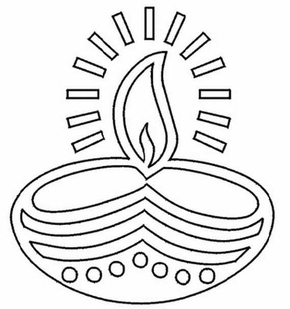 pictures of diwali for colouring pictures of diwali for colouring for diwali of pictures colouring