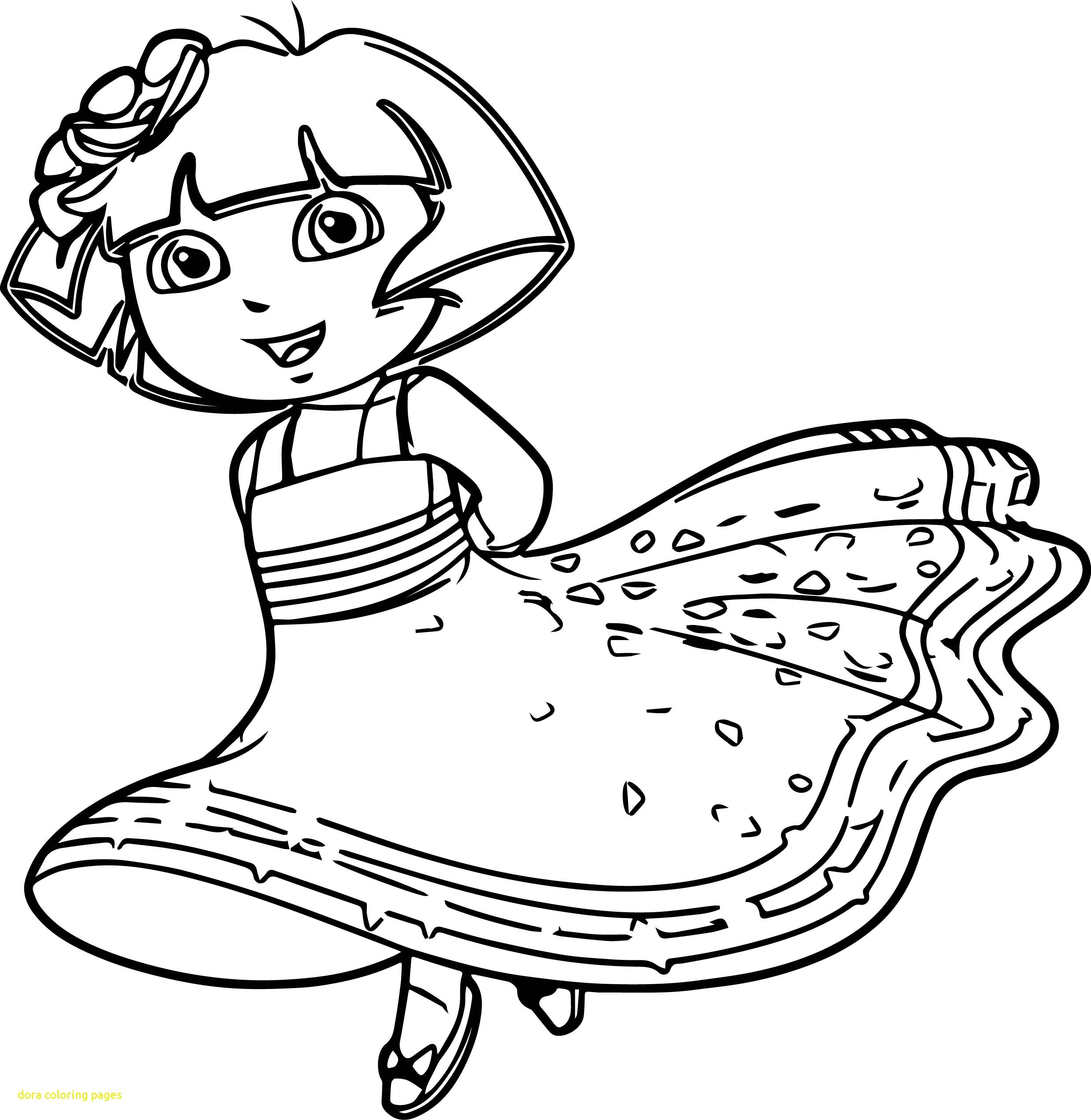 pictures of dora to color dora drawing at getdrawings free download to dora pictures of color