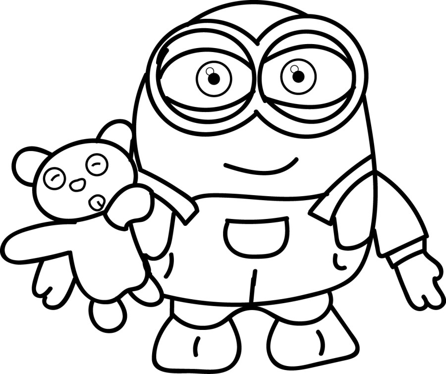 pictures of minions to color minion coloring pages best coloring pages for kids to minions pictures of color