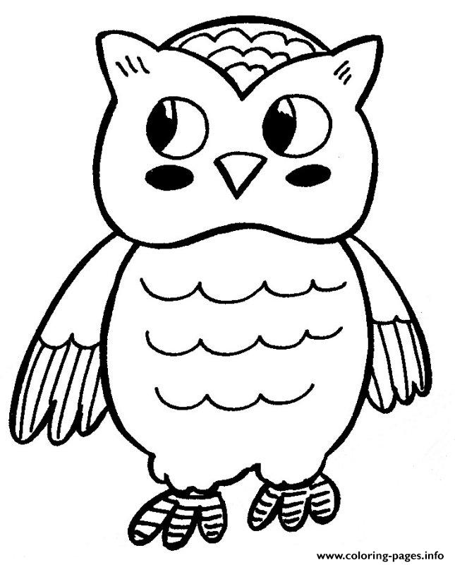 pictures of owls to print detailed owl coloring pages at getcoloringscom free to print of pictures owls