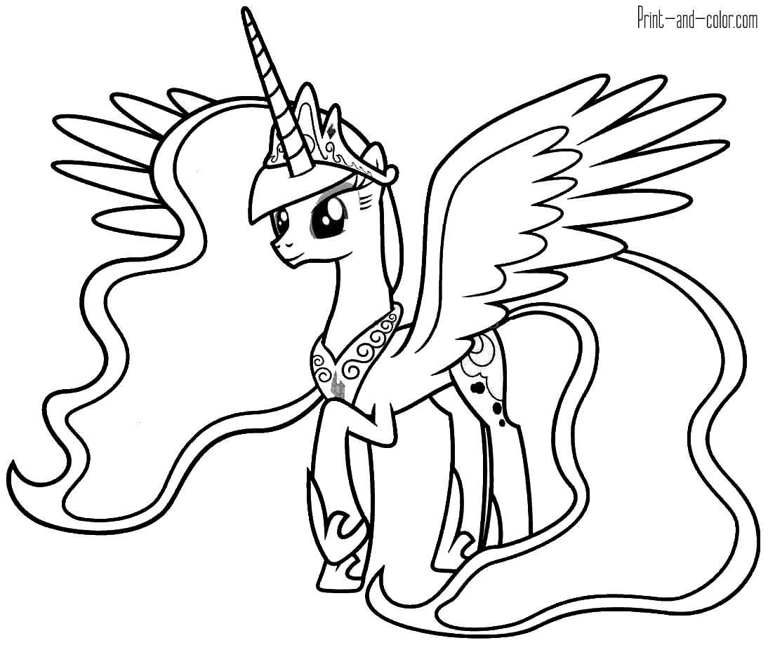 pictures of ponies to color cute my little pony coloring pages 101 activity pictures to ponies color of