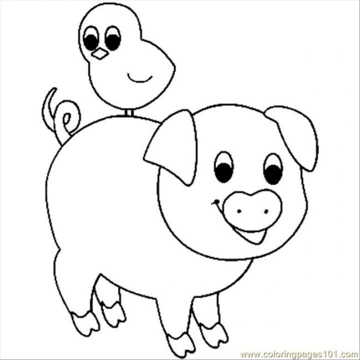 pig pictures to colour free easy to print pig coloring pages tulamama to pig colour pictures