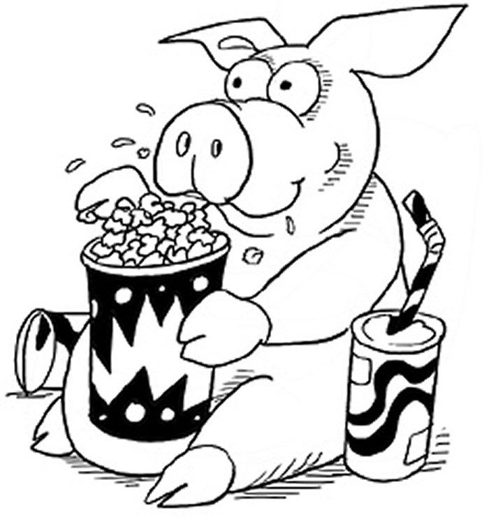 pig pictures to colour printable baby cute pig coloring pages pictures pig colour to