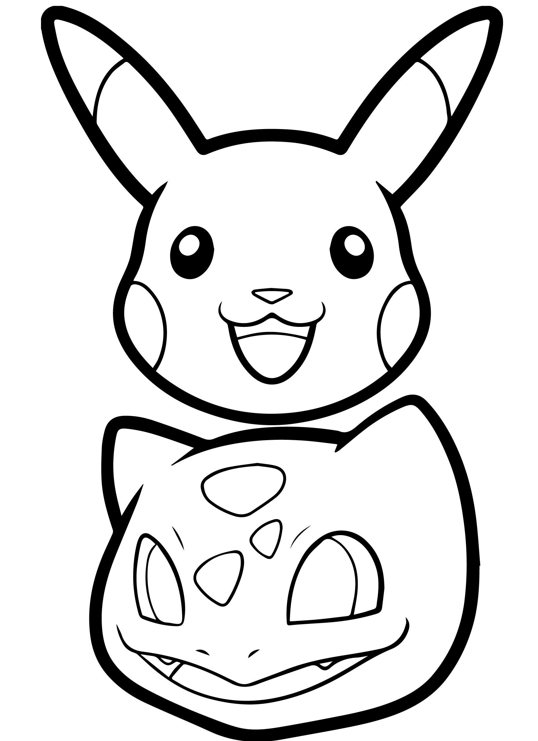 pikachu face coloring page pikachu coloring pages to download and print for free pikachu face page coloring