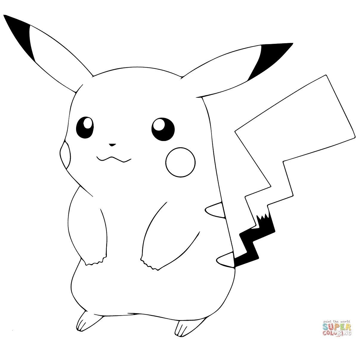 pikachu face coloring page pikachu line drawing at getdrawings free download pikachu page face coloring