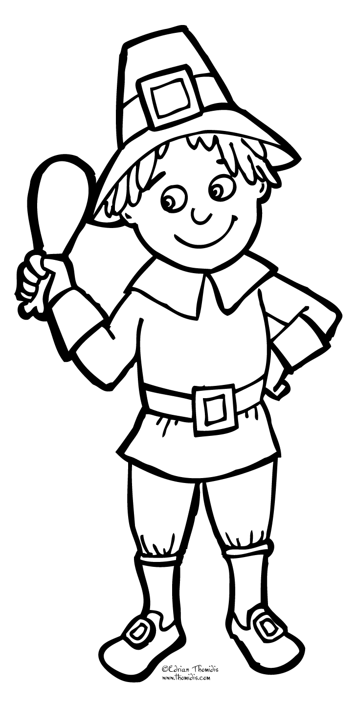 pilgrim boy and girl coloring pages free pilgrim boy cliparts download free clip art free girl coloring and pilgrim boy pages