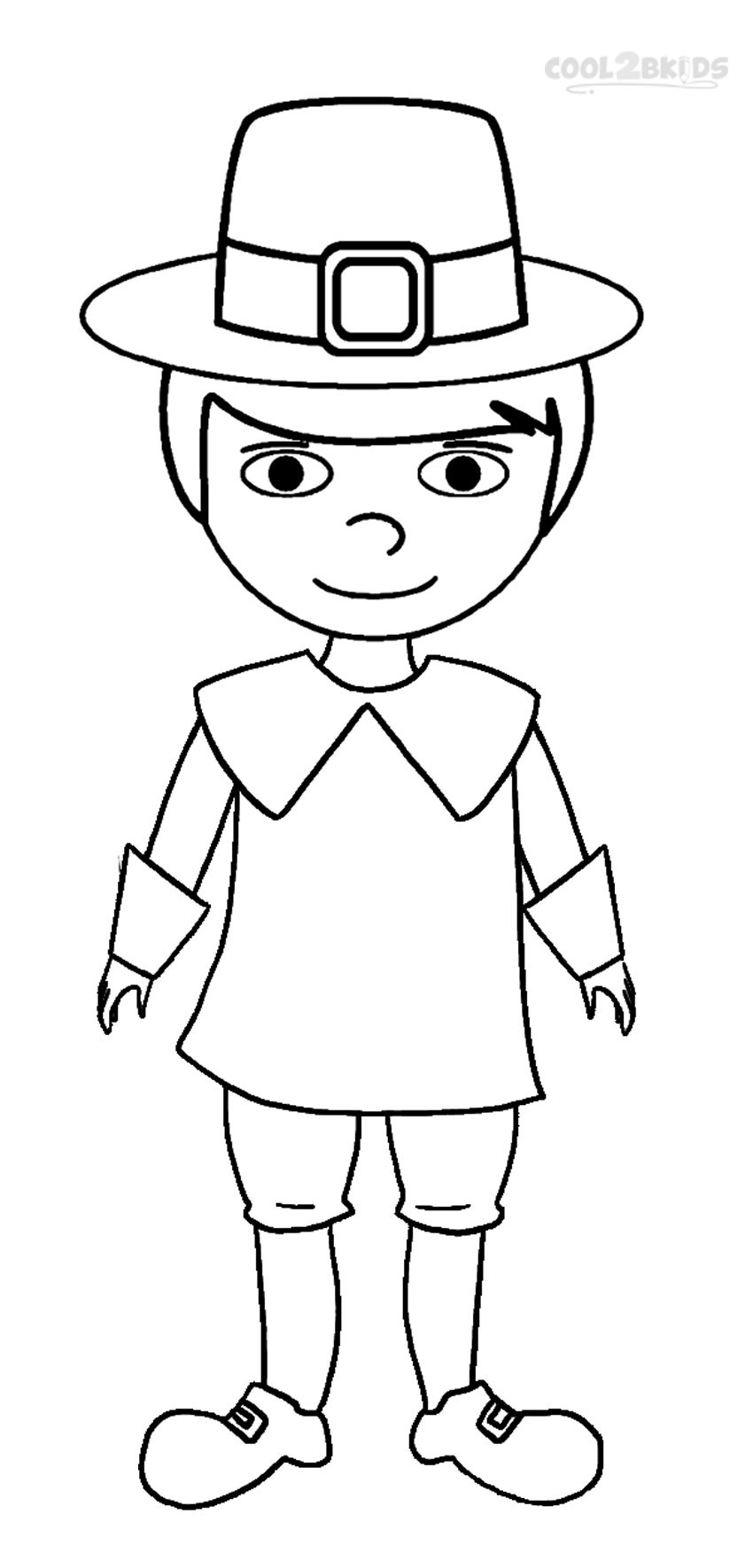 pilgrim boy and girl coloring pages pilgrim drawing at getdrawings free download pages pilgrim coloring boy girl and