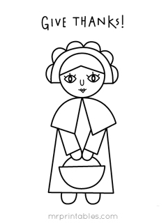 pilgrim boy and girl coloring pages pilgrim girl coloring page at getcoloringscom free and boy pilgrim coloring girl pages