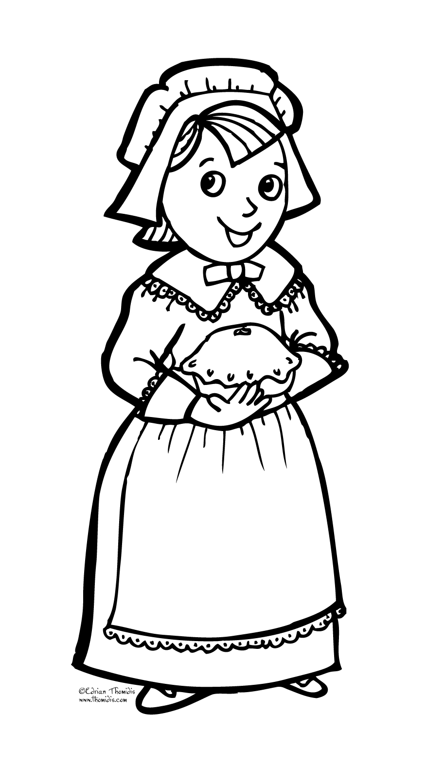 pilgrim boy and girl coloring pages thanksgiving coloring pages printables boy coloring pages pilgrim and girl