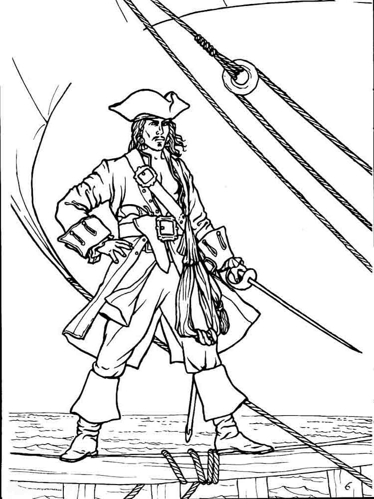 pirate coloring sheets pirate christmas colouring page rooftop post printables pirate coloring sheets