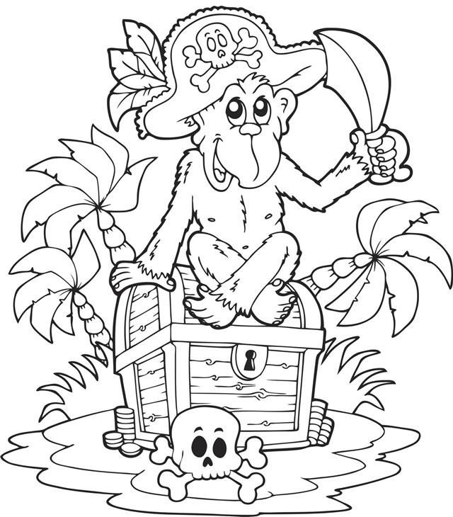 pirate coloring sheets pirates coloring pages download and print pirates pirate sheets coloring