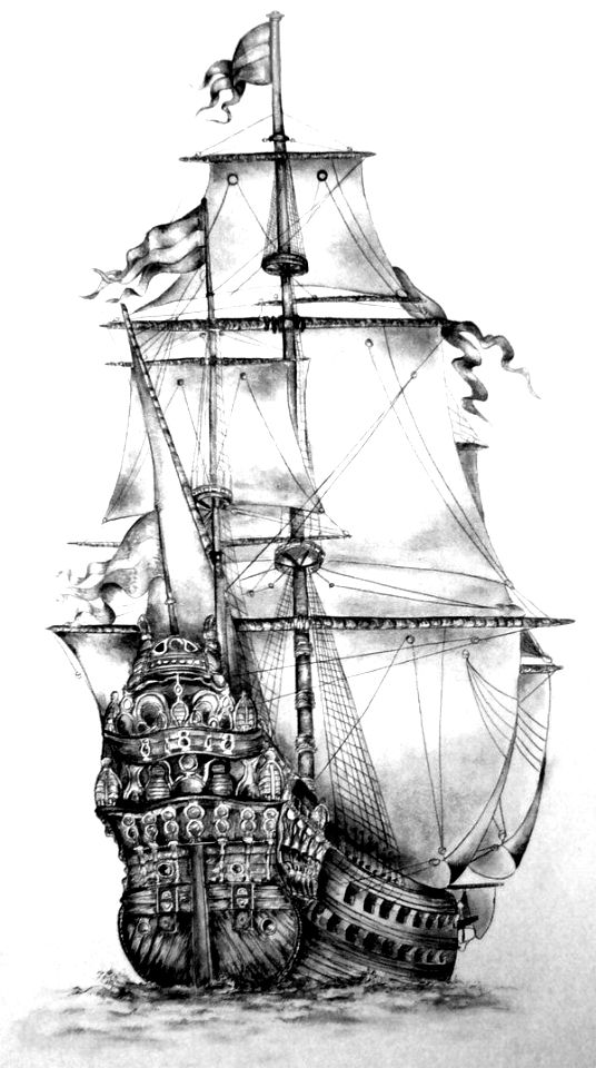 pirate ship drawing how to draw a pirate ship step by step boats pirate ship drawing