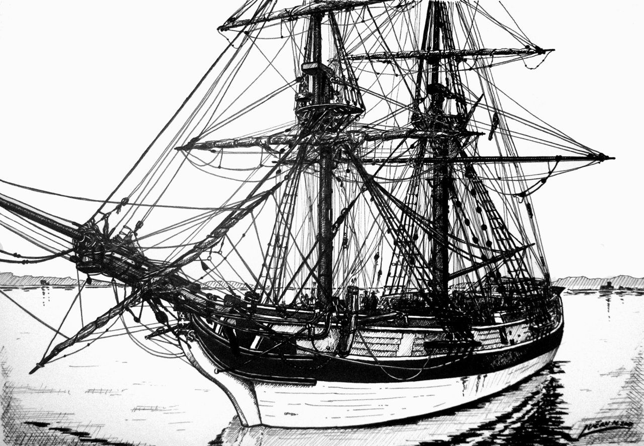 pirate ship drawing pirate ship by gjsx51 on deviantart ship pirate drawing