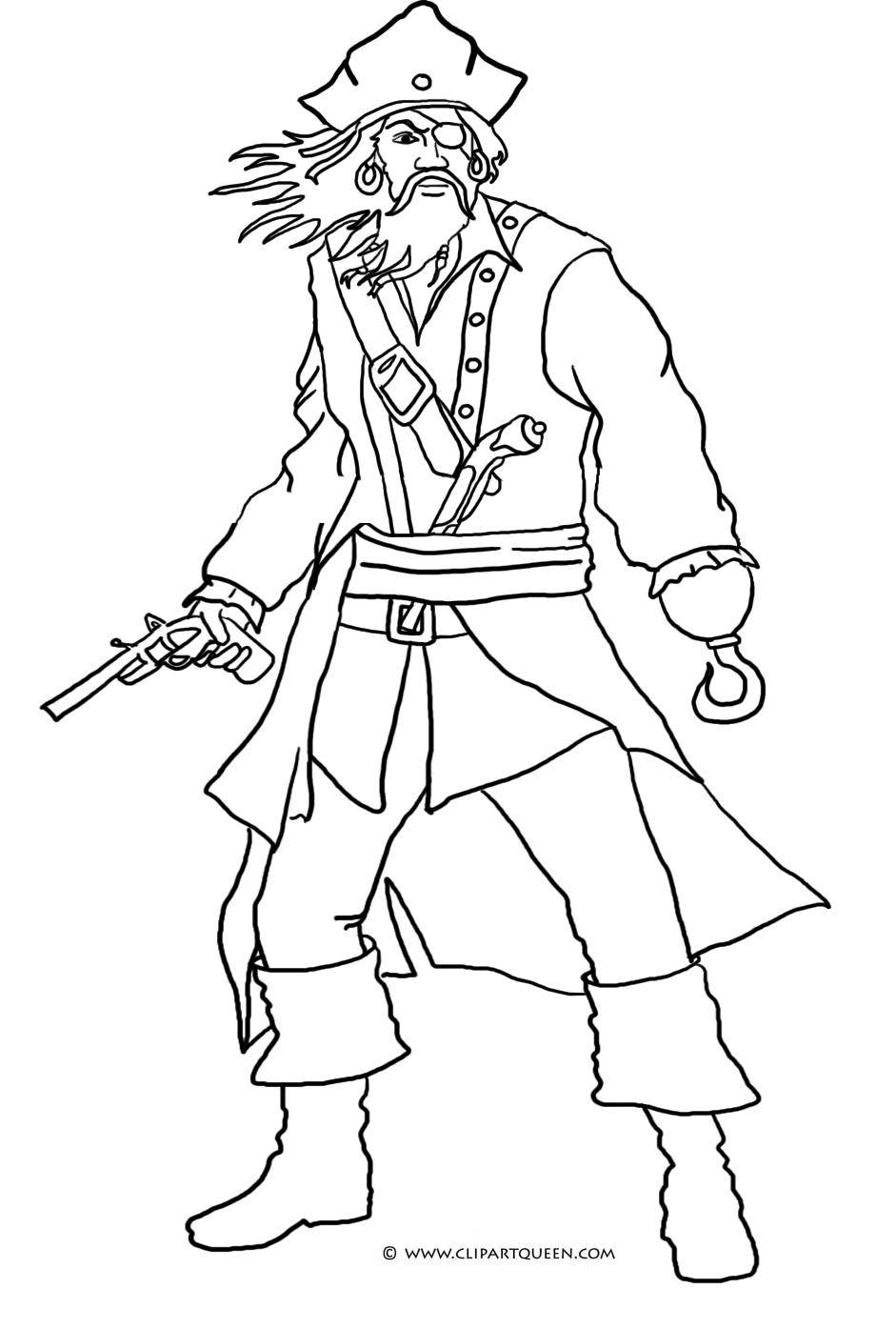 pirates coloring pages girl pirate coloring pages coloring home pages pirates coloring