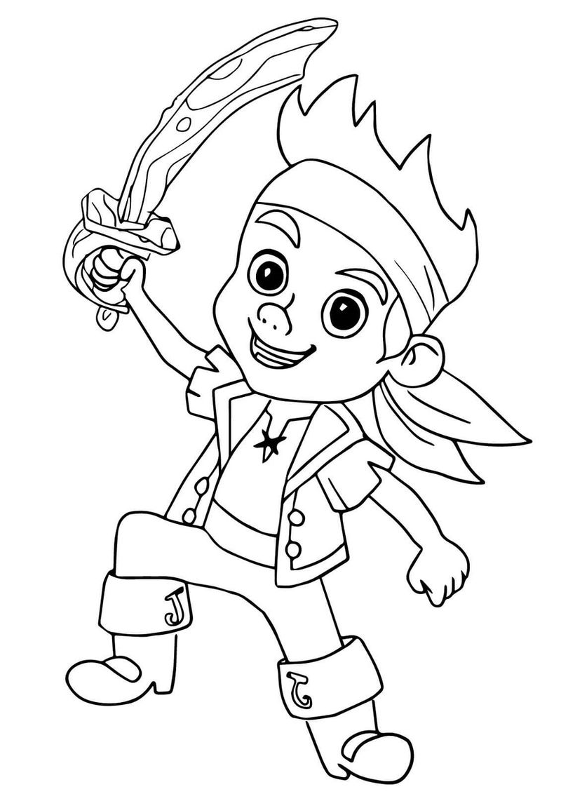 pirates coloring pages jake and the never land pirates coloring pages coloring home pirates pages coloring