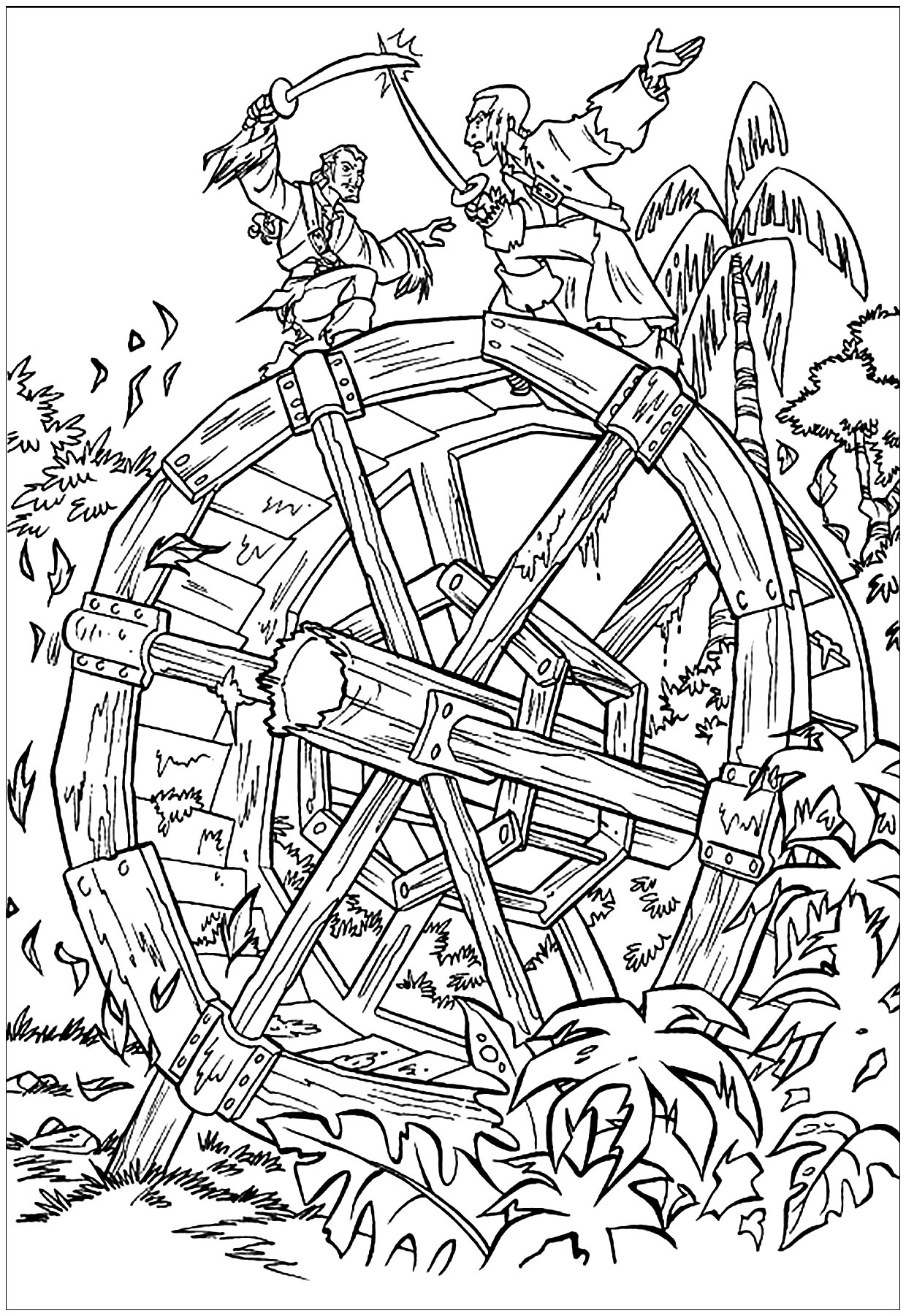 pirates coloring pages pirate coloring pages to download and print for free pages coloring pirates 1 1