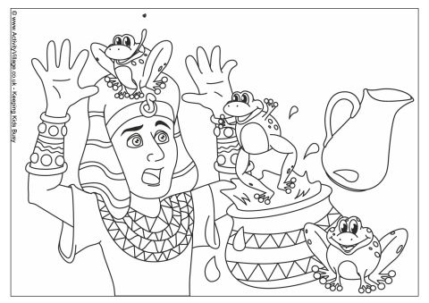 plague of frogs coloring page 10 plagues of egypt coloring pages coloring home coloring frogs of page plague