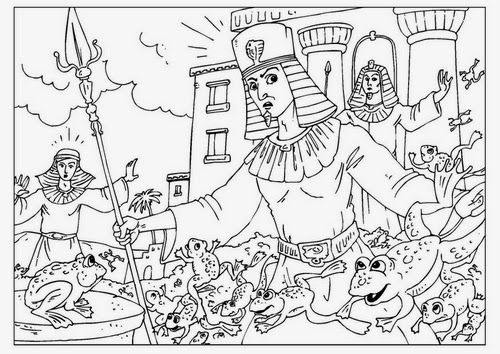 plague of frogs coloring page old testament bible coloring pages of coloring page plague frogs