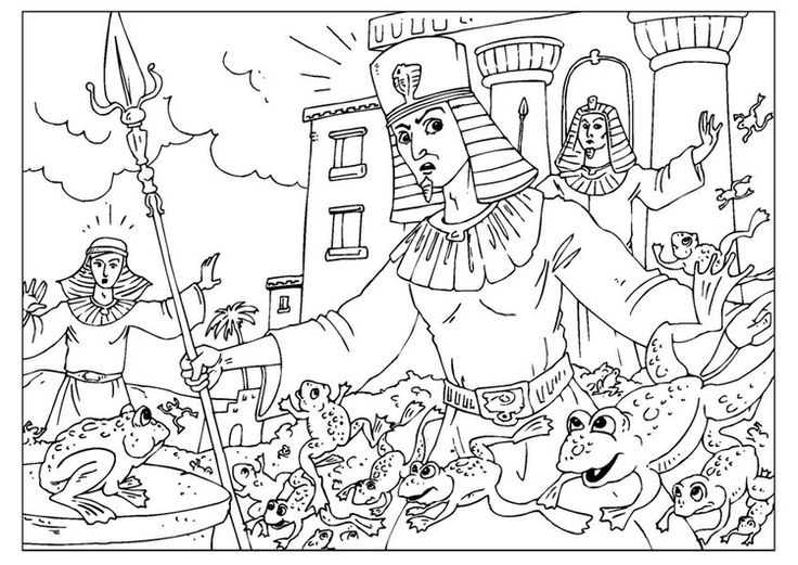 plague of frogs coloring page plague of frogs bible pathway adventures of coloring plague page frogs
