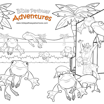 plague of frogs coloring page the 10 plagues of egypt frog lesson plague frogs of page coloring