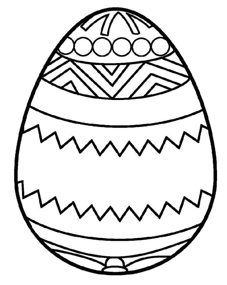 plain easter egg coloring pages plain easter egg coloring pages at getcoloringscom free easter egg coloring pages plain