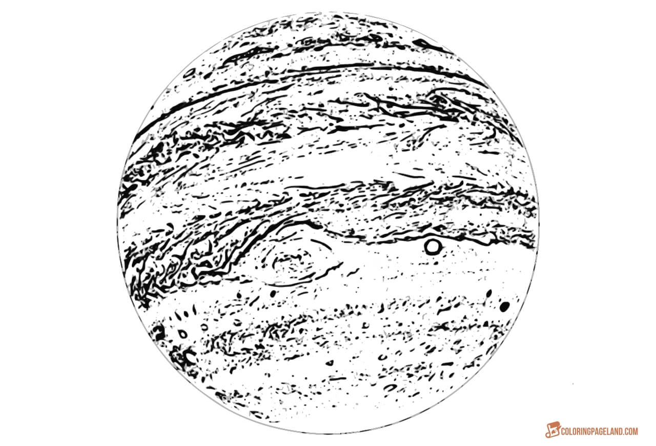 planet coloring page planets coloring pages free black and white printables coloring planet page