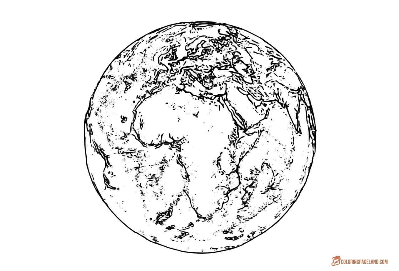 planet coloring page planets coloring pages free black and white printables coloring planet page 1 1