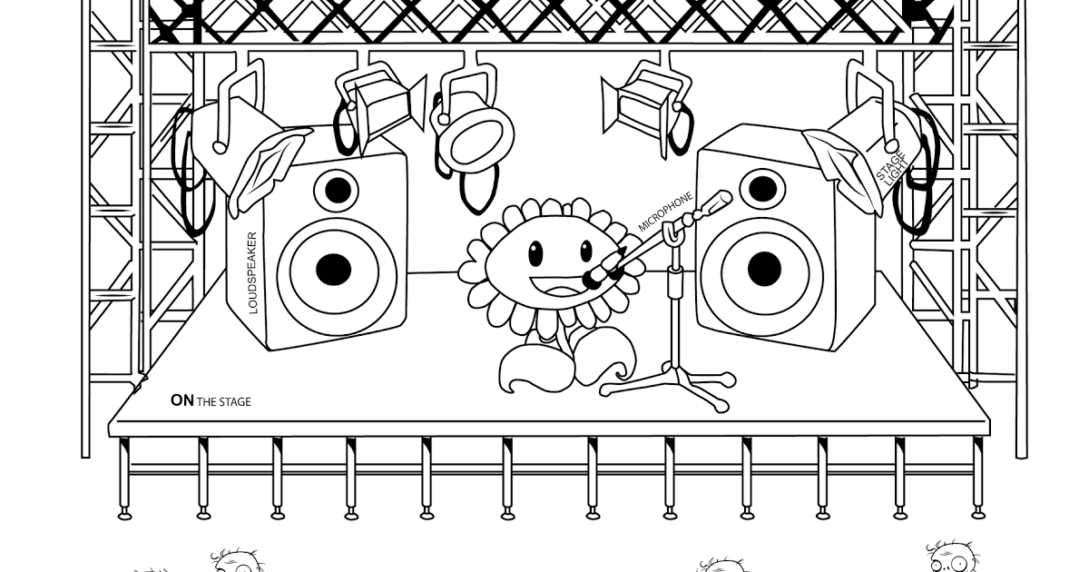 plant vs zombies 2 coloring pages disney zombies 2 free coloring pages 2 pages plant zombies vs coloring