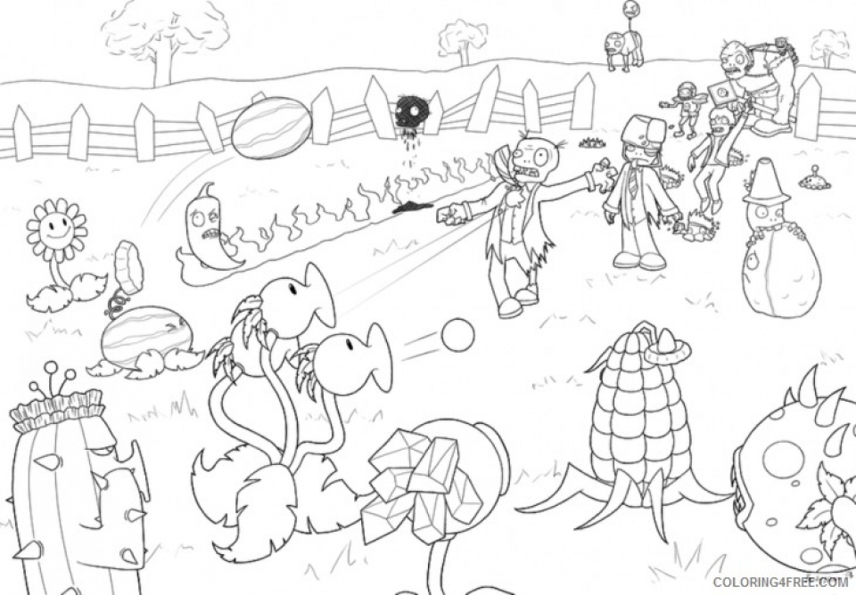 plant vs zombies 2 coloring pages get this plants vs zombies coloring pages to print for vs coloring pages zombies 2 plant