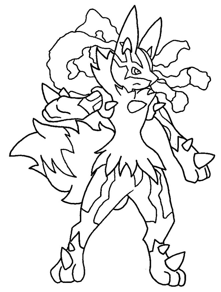 pokemon lucario coloring pages lucario coloring page to print k5 worksheets pokemon lucario coloring pages
