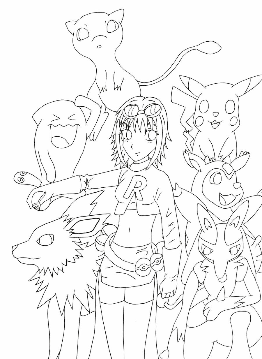 pokemon outline pictures pokemon outline by devsgraphics on deviantart pokemon outline pictures