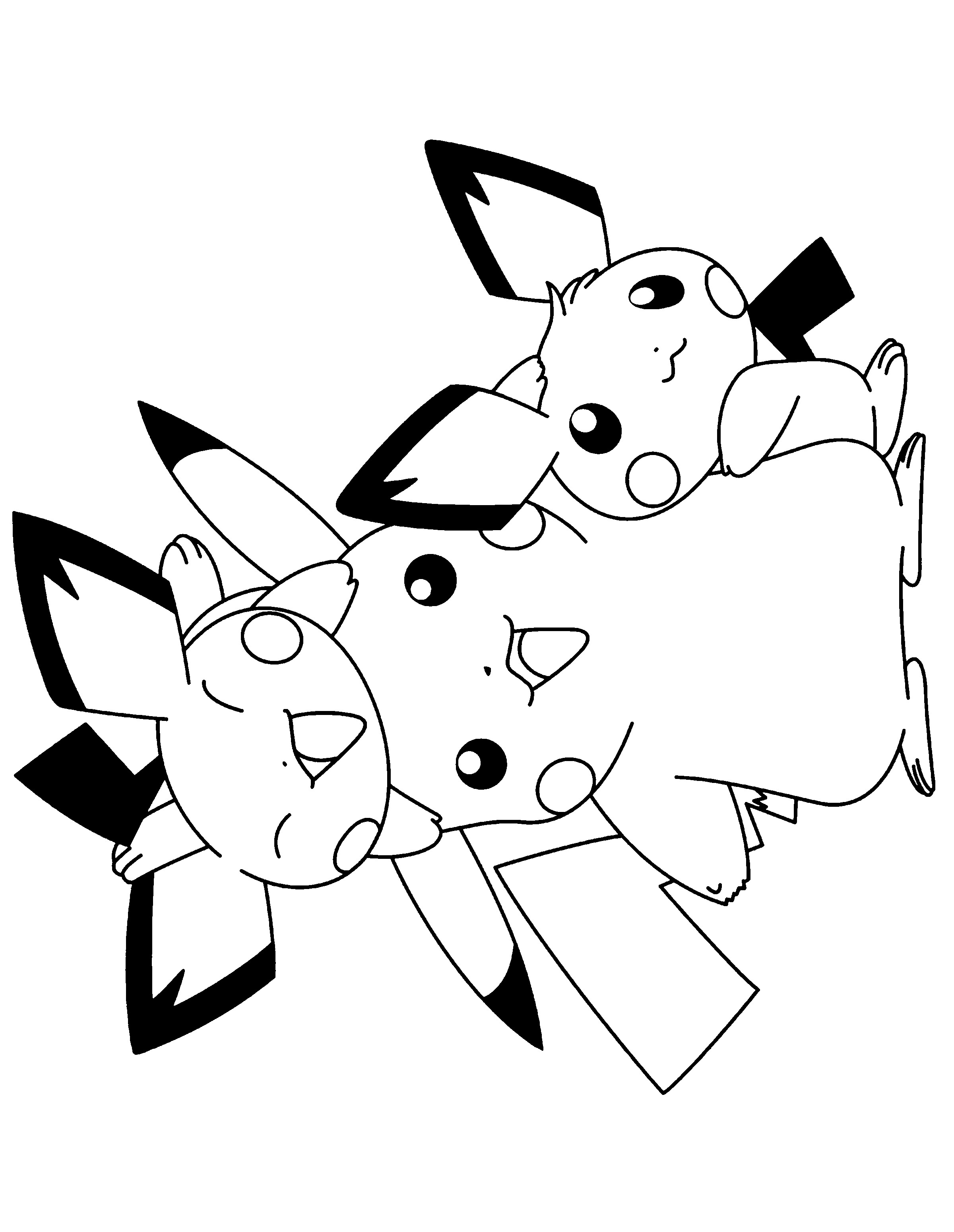 pokemon pics to color pikachu coloring pages to download and print for free color pokemon to pics