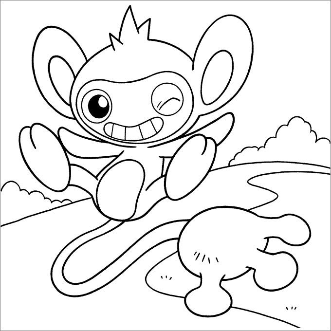 pokemon to print grotle pokemon coloring pages download and print for free pokemon print to