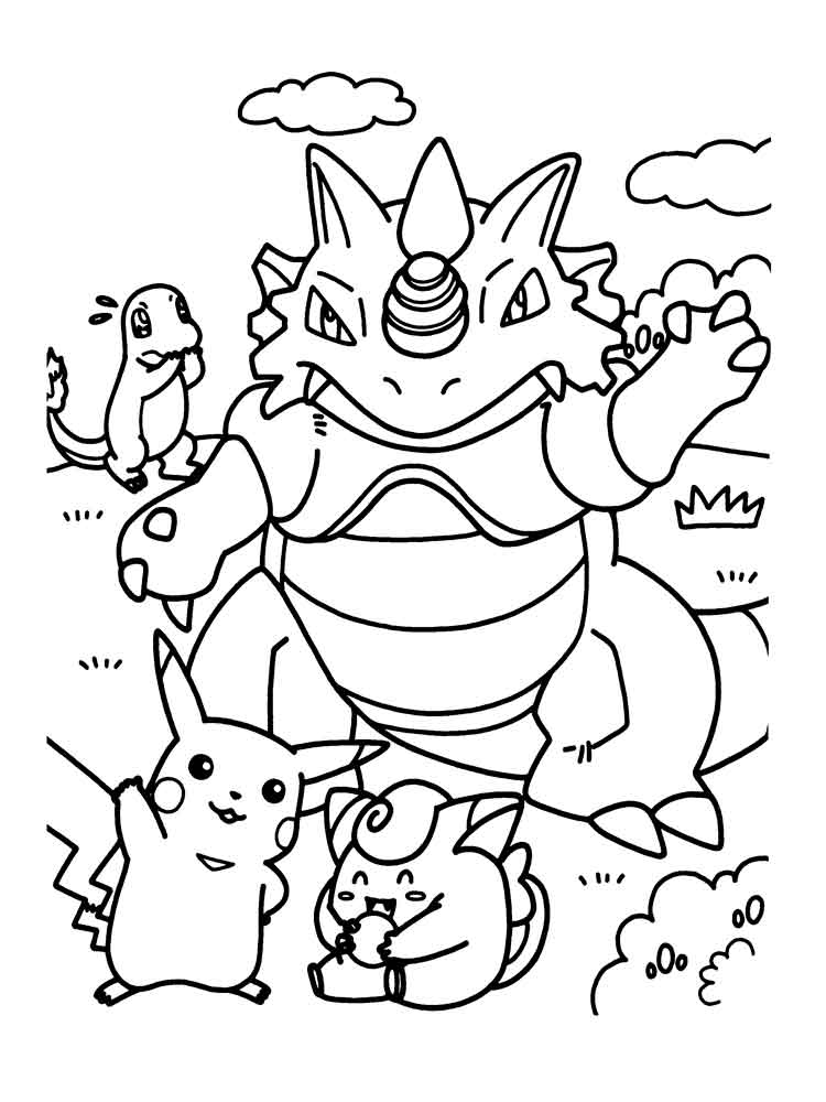 pokemon to print pokemon lucario coloring pages download and print for free to pokemon print