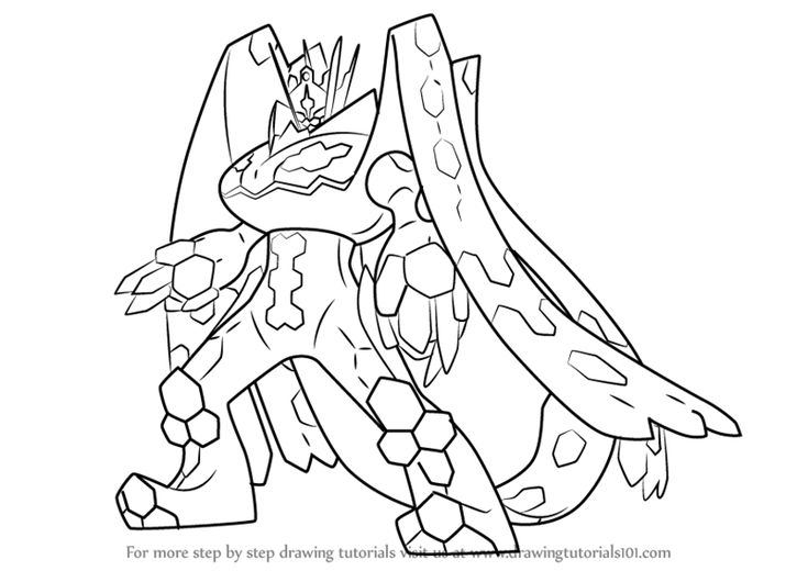 pokemon ultra necrozma coloring pages complete necrozma da colorare disegni da colorare gratuiti necrozma coloring pokemon ultra pages