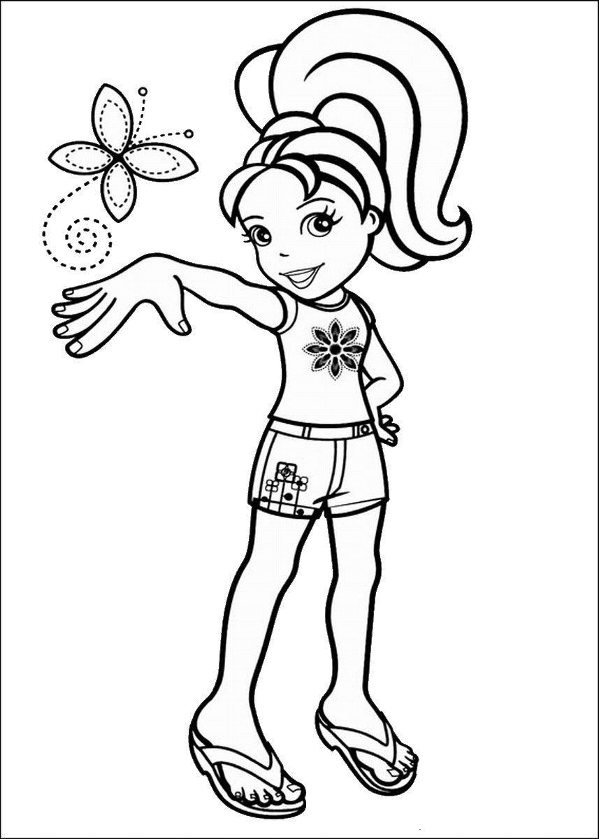 polly pocket printable coloring pages 164 best images about تلوين رسوم متحركه on pinterest polly printable pocket coloring pages