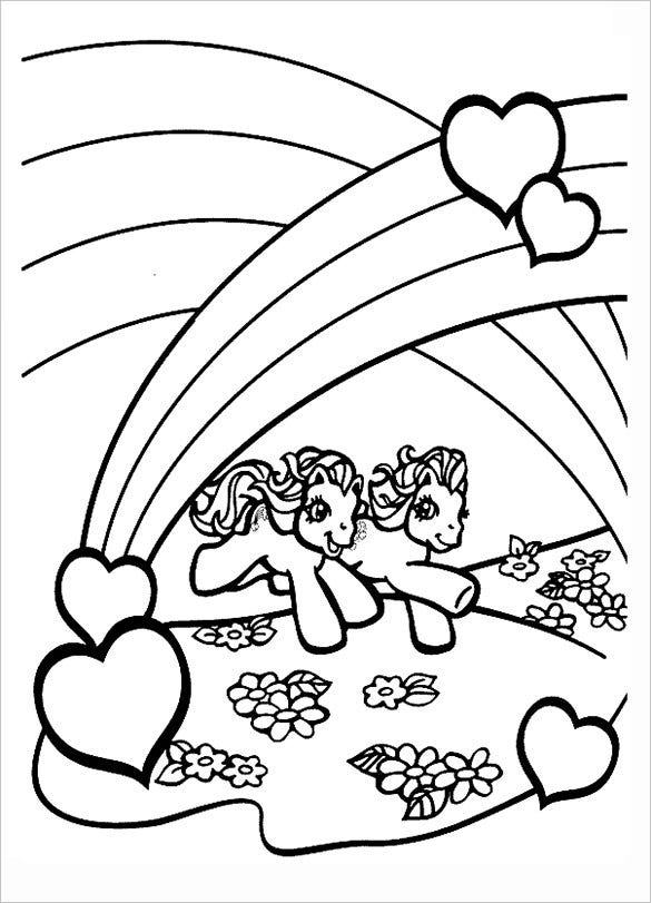 pony coloring book pdf 17 my little pony coloring pages pdf jpeg png free book pdf coloring pony