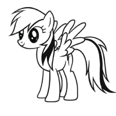 pony coloring book pdf my little pony coloring pages pdf at getdrawings free coloring book pdf pony