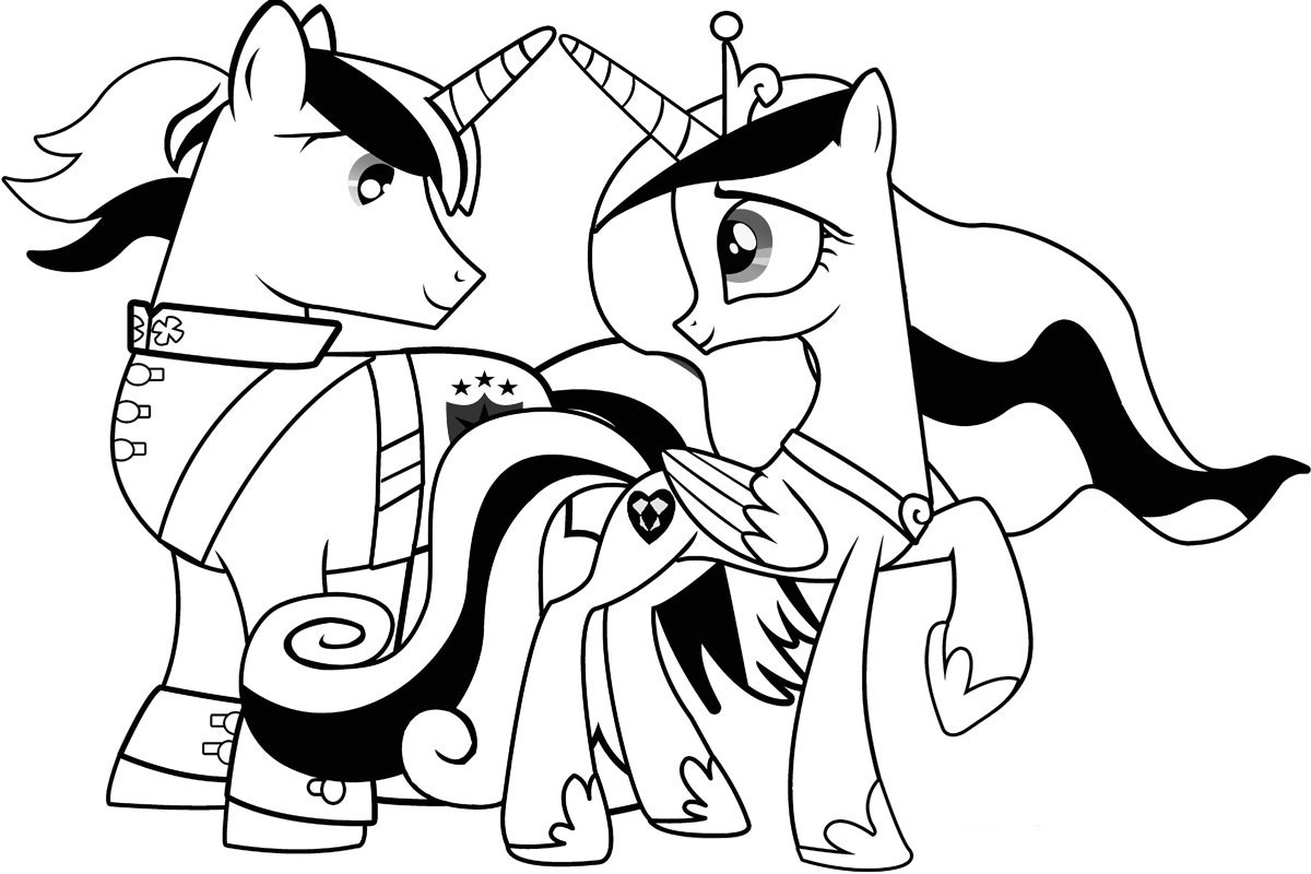 pony colouring pictures beautiful rarity friendship is magic in my little pony pony colouring pictures