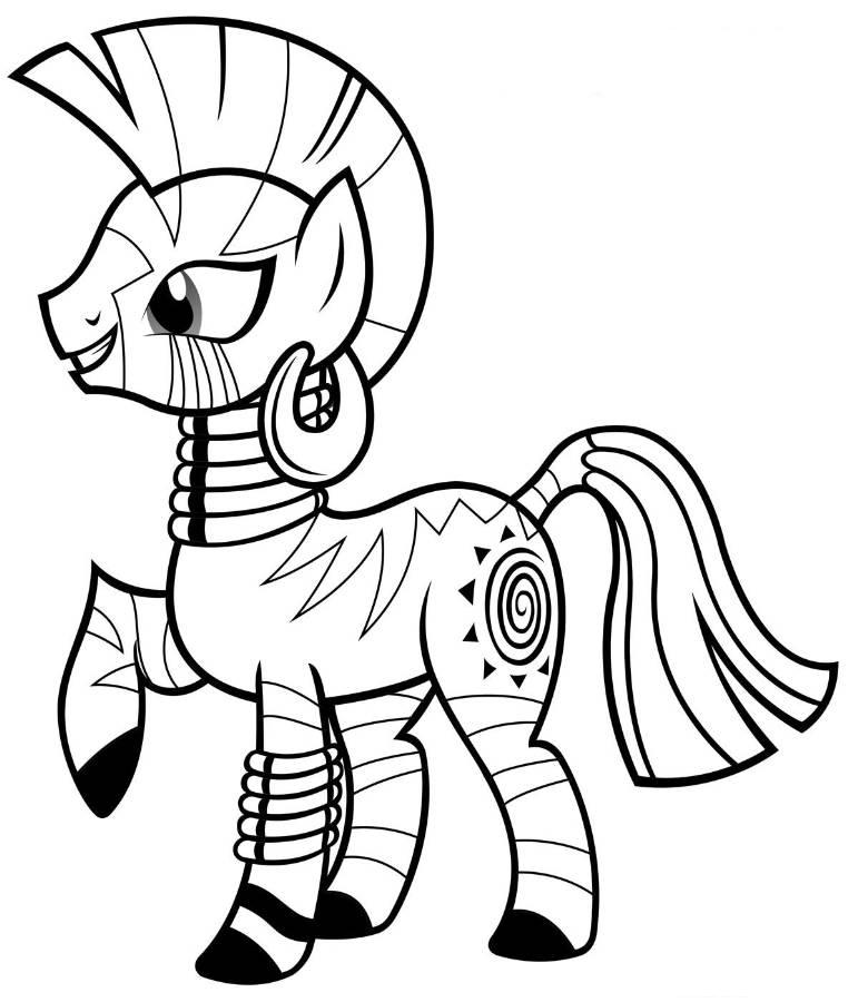 pony colouring pictures ponies from ponyville coloring pages free printable pony colouring pictures